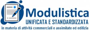 modulistica standardizzata