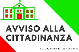 AVVISO – VARIAZIONI AL SERVIZIO DI RACCOLTA RIFIUTI GIORNO 1° MAGGIO 2020