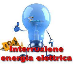 AVVISO INTERRUZIONE ENERGIA ELETTRICA  GIORNO 25 SETTEMBRE 2020