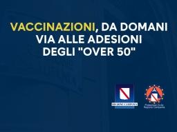 PRENOTAZIONE VACCINO ANTI COVID-19 CITTADINI OVER 50