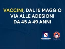 PRENOTAZIONE VACCINO ANTI COVID-19 CITTADINI OVER 40